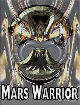 Mars Warrior by Heinz G Mielke