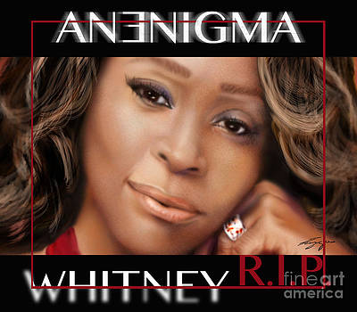 No Bread Crumbs Along The Way-Whitney by Reggie Duffie