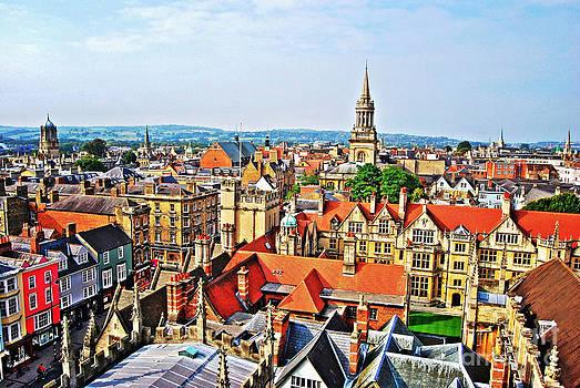 Yhun Suarez -  Oxford Cityscape