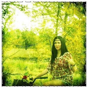 ✌ #peace #love #vintage #retro #trees by Ange Exile DuParadis