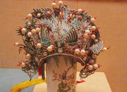 Alfred Ng -  Phoenix head dress