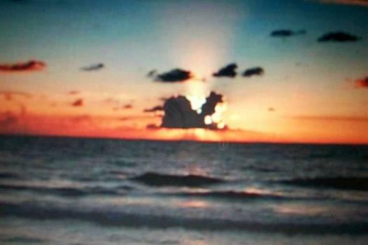 Photo - Boca Sunrise by Jay Manne-Crusoe
