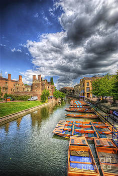 Yhun Suarez -  River Cam - Cambridge
