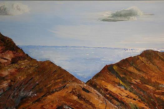 Rocks Of The Maine Coast by Mladen Kandic