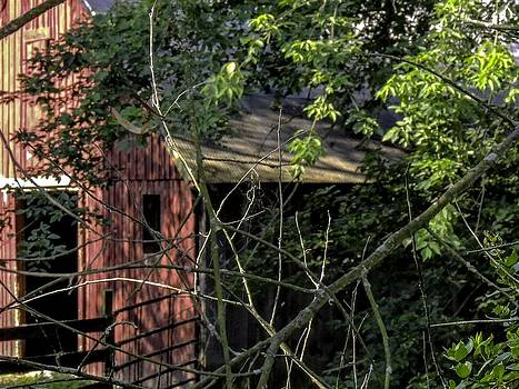 Small Horse Barn mifflin County Pennsylvania by Gordon H Rohrbaugh Jr