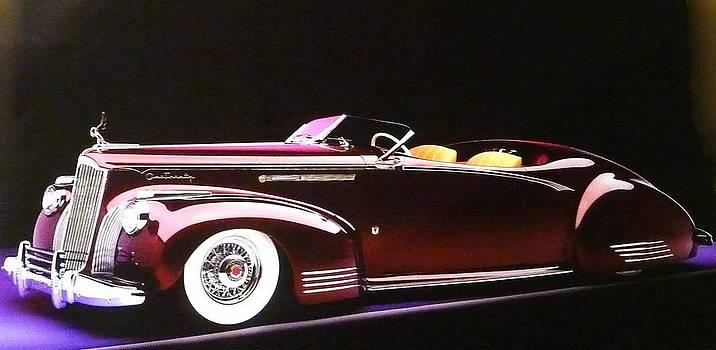 1941 Packard One Twenty by Anke Wheeler