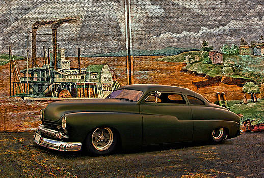 Tim McCullough - 1949 Mercury Low Rider