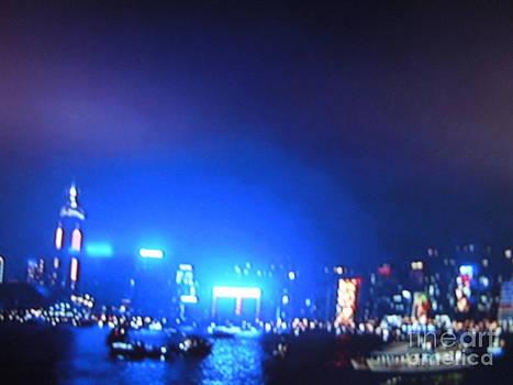 2012 Blue City by Lam Lam