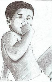 A Boy by Bindu N
