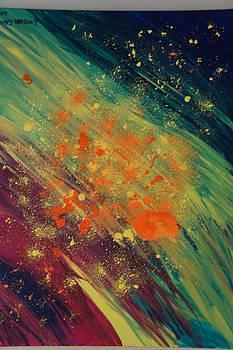 A New Day by Kristine Bogdanovich