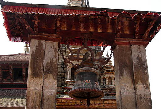 Anand Swaroop Manchiraju - A TEMPLE BELL