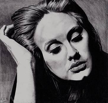 Adele by Kohdai Kitano