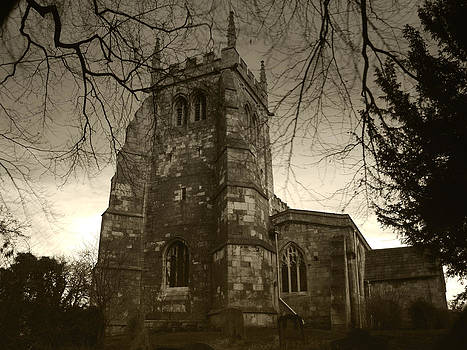 All Saints Sherburn in Elmet by Steve Watson