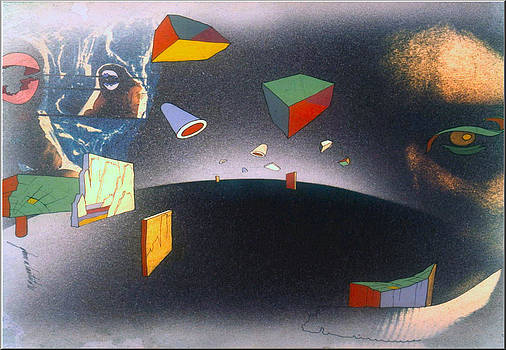 Glenn Bautista - All Seeing Eye 1980