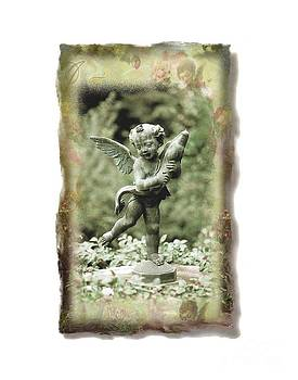 Angel of Serenity by Nadene Merkitch