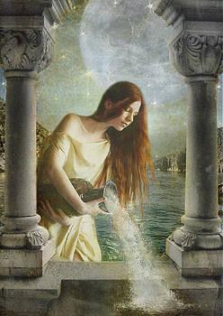 Aquarius by Marie  Gale