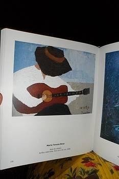 Art Book by Maria tereza Braz