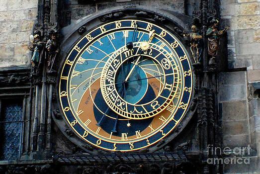 Pravine Chester - Astronomical Clock