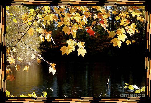 Autumn Evening  by Heinz G Mielke
