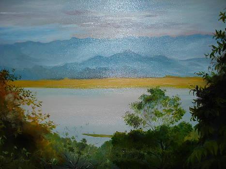 Jason Sentuf - Ayamaru Lake