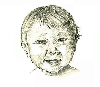Baby by Vijayendra Bapte
