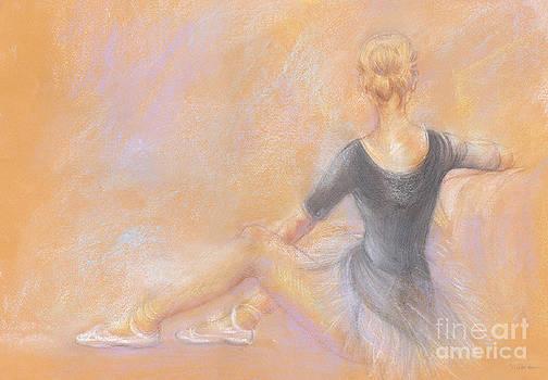Ballerina by Jovica Kostic