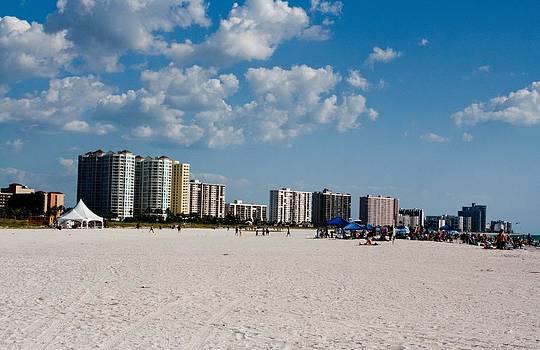 Beach  by Kevin Lubin