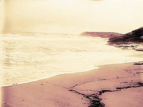 Beach view by Prashant Upadhyay