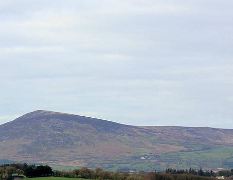 Joseph Doyle - Beautiful Irish mountain peaks.
