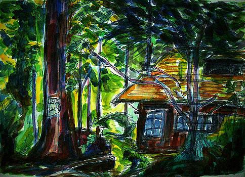Allen Forrest - Beaux Arts Cabin Home