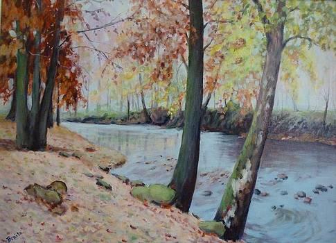 Beside The Still Waters by Bonita Waitl