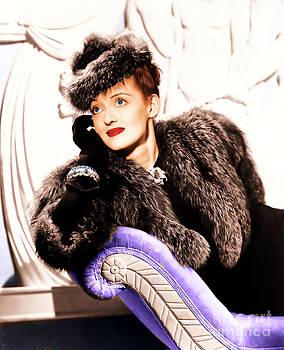 Bette Davis by Claroscureaux