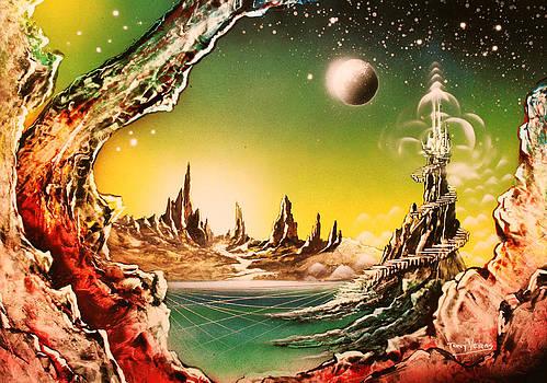 Beyond Earth by Tony Vegas
