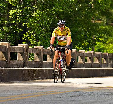 Bike Ride Across Georgia by Susan Leggett