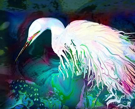 Bird of Paradise by Doris Wood