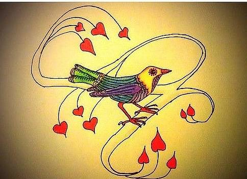 Birdheart by Tracy Fitzgerald