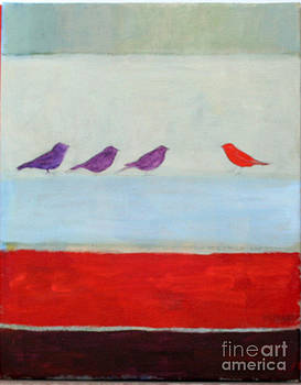 Victoria Sheridan - birds