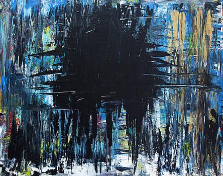 Black Hole by Terrance Prysiazniuk