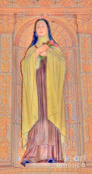 Blessed Mother by Kathleen Struckle
