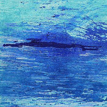 Blue 4 by Rozita Fogelman