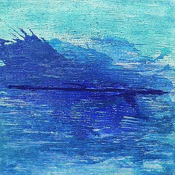 Blue 5 by Rozita Fogelman