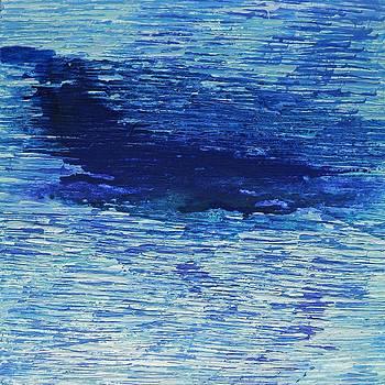 Blue 6 by Rozita Fogelman