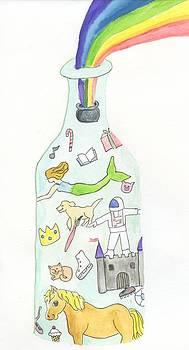 Bottled Dreams by Heather Walker
