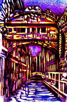 Bridge of Sighs by Giuliano Cavallo