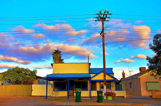 Broken Hill Enhancement number Six by Ross Carroll