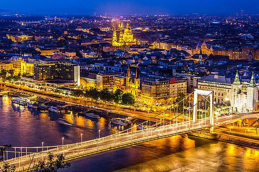 Budapest Hungary by Milan Rysavy