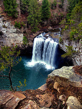 Matthew Winn - Cane Creek Falls