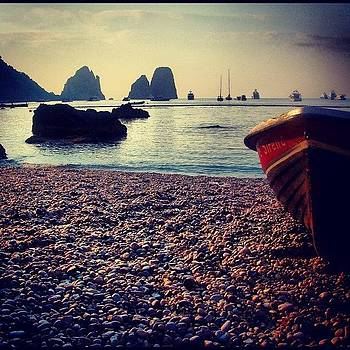 Capri #capri#italy#summer #rreens by Richard Reens