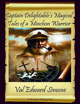 Captain Delightable's Magical Tales of A Minchon Warrior - eBook Front Cover by Yoo Choong Yeul