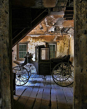 Carriage House by Dave Dick
